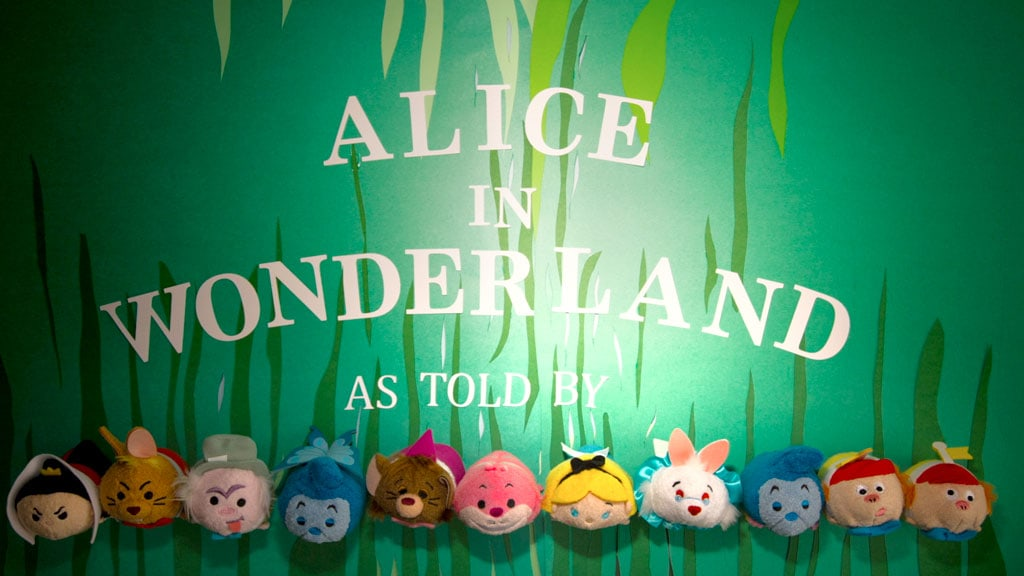 Alice in Wonderland | As Told By Tsum Tsum