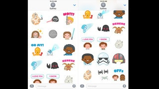 Star Wars Stickers Gallery