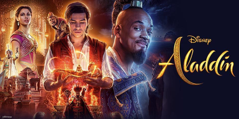 Watch the brand new trailer for Aladdin. In cinemas 24 May 2019