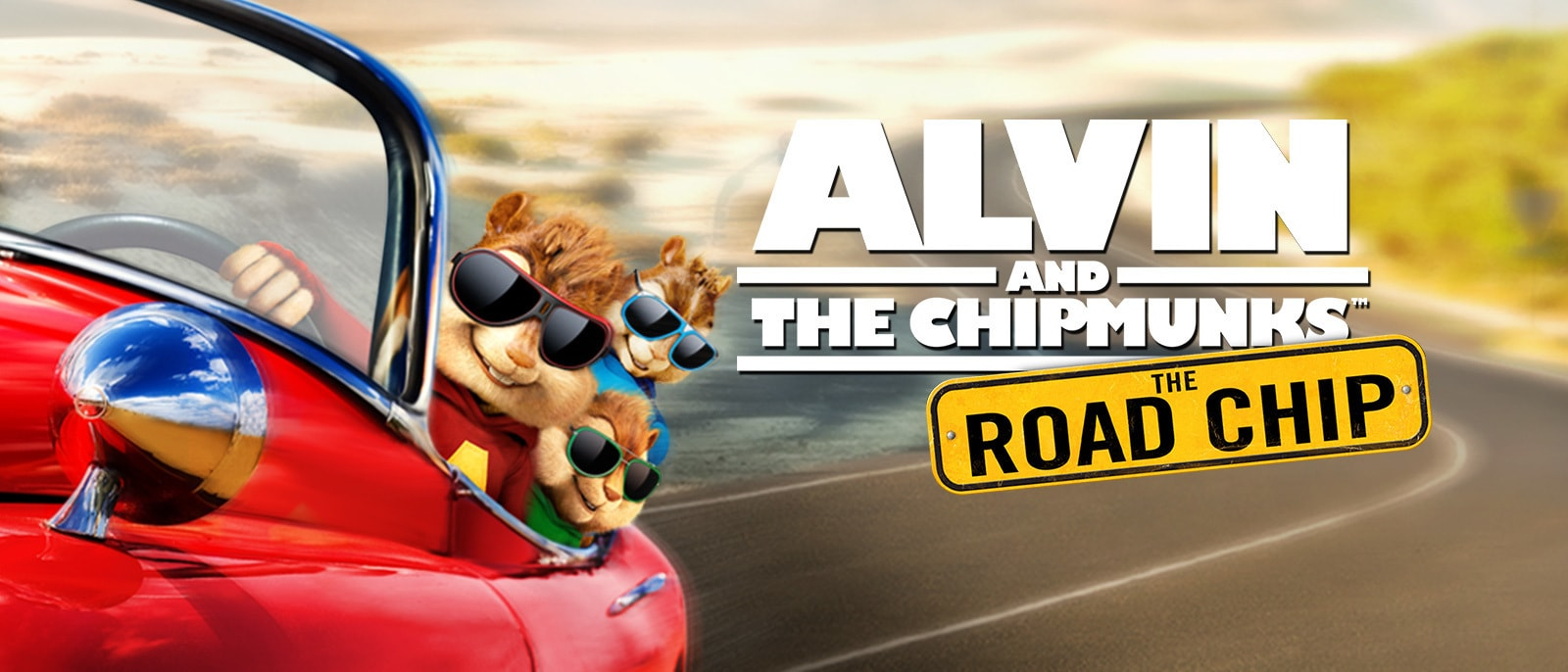 Alvin and the Chipmunks: The Road Chip Hero