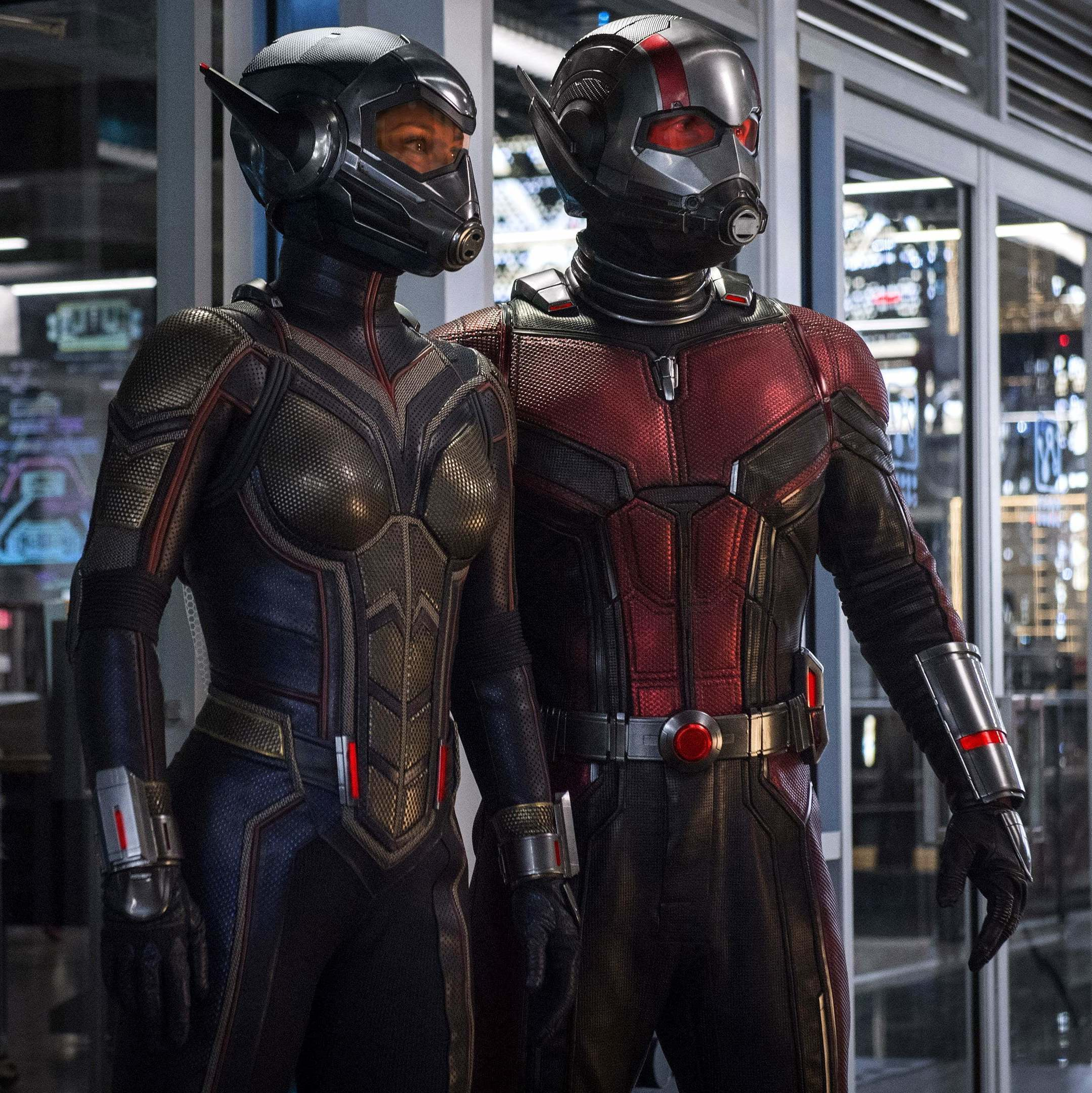 See the New Trailer for Marvel Studios' Ant-Man and the Wasp