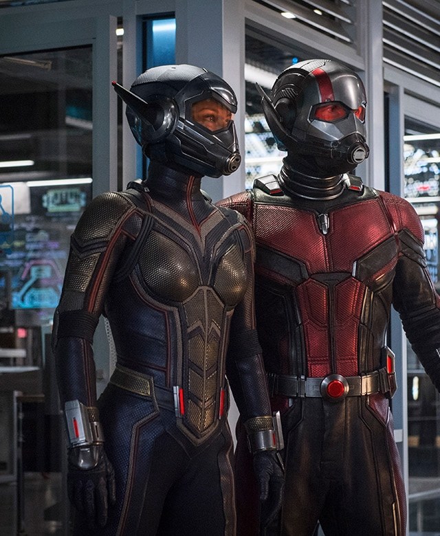Ant-Man and the Wasp | Homepage