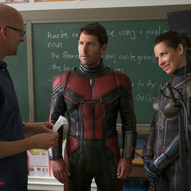 Ant-Man and The Wasp Star Paul Rudd Talks New Suits and Convincing His Son He's Cool