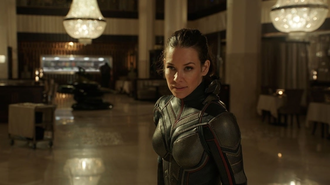 Ant-Man and The Wasp Star Evangeline Lilly Is Living Her Geek Fantasy