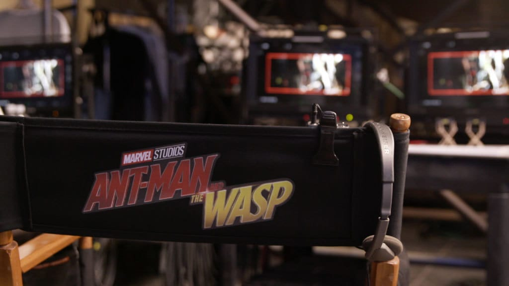 Production Teaser - Marvel Studios' Ant-Man And The Wasp