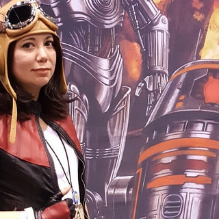 Fully Operational Fandom: Doctor Aphra Rules the Cosplay Galaxy