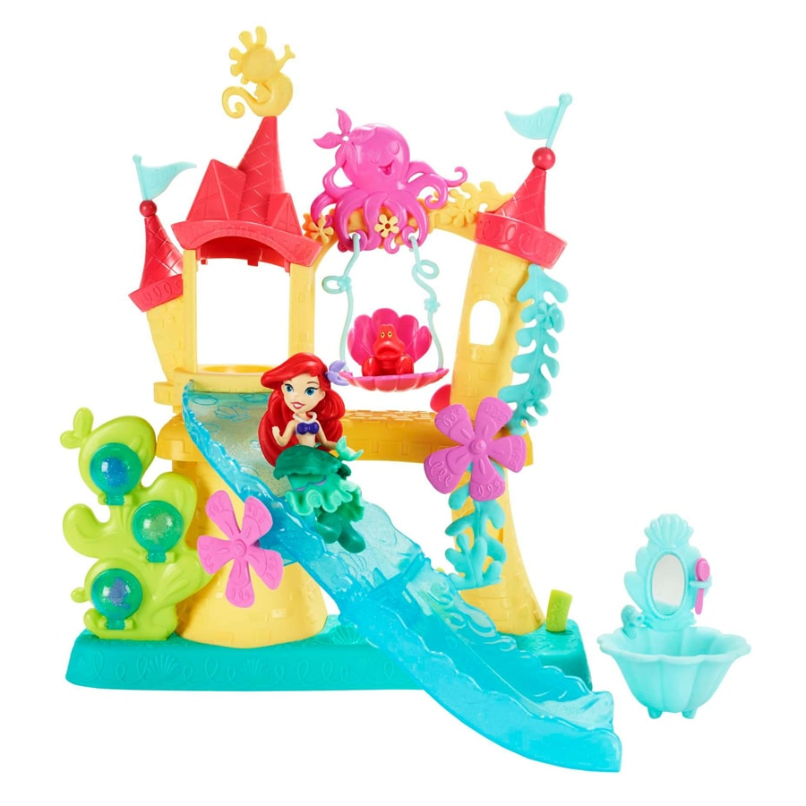Ariel's Sea Castle