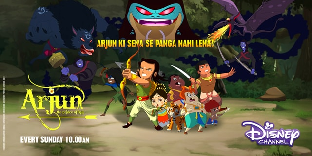 Arjun | Disney Channel India