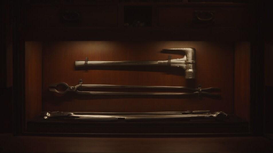 Armorer's equipment