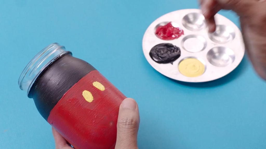 Art Attack | #ShowMeYourArt Episode 3: Mickey Mouse Jar