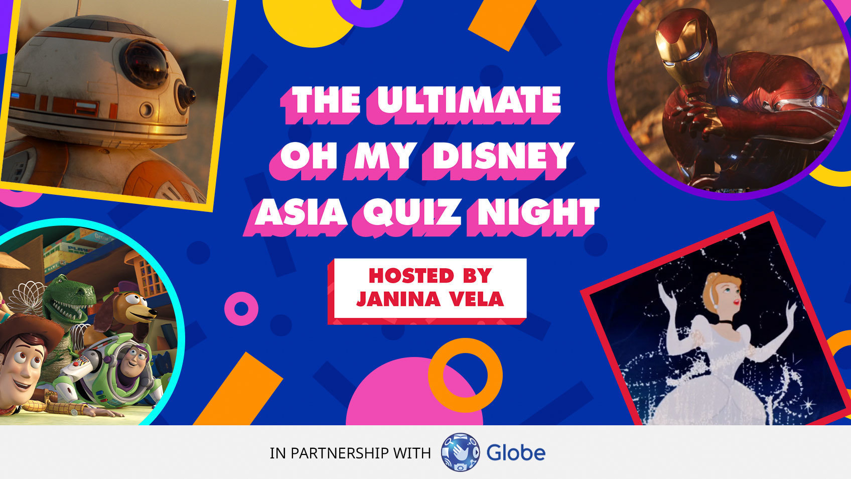 Are You Ready For The Ultimate Oh My Disney Asia Quiz Night?