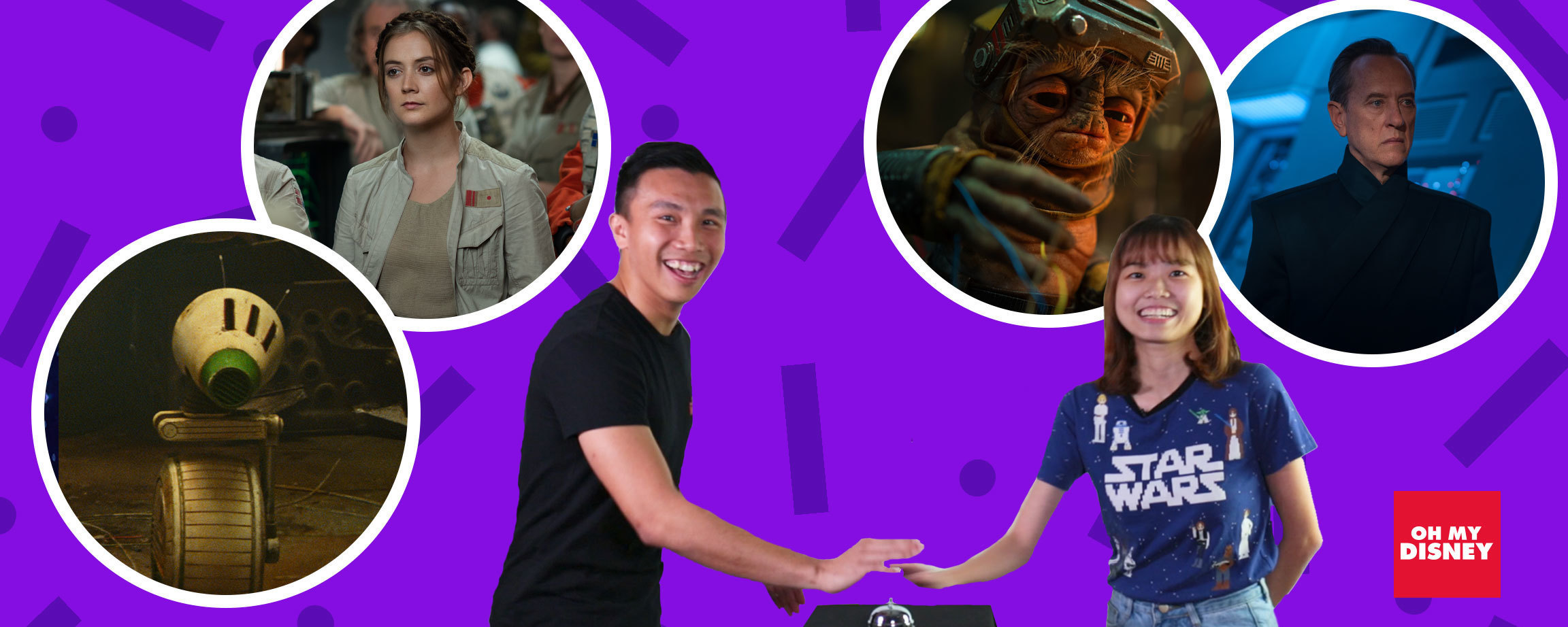 Star Wars: Rise of Skywalker Couple Quiz