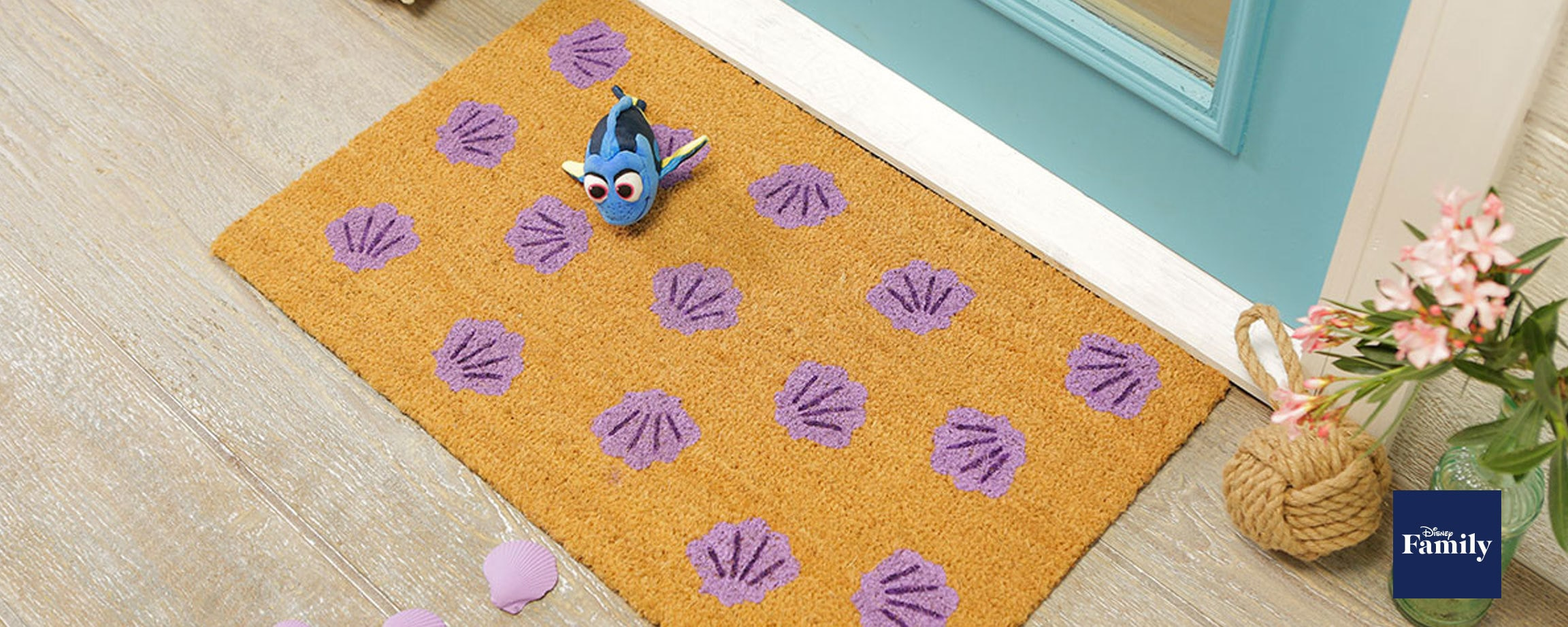 Pixar Finding Dory Welcome Mat