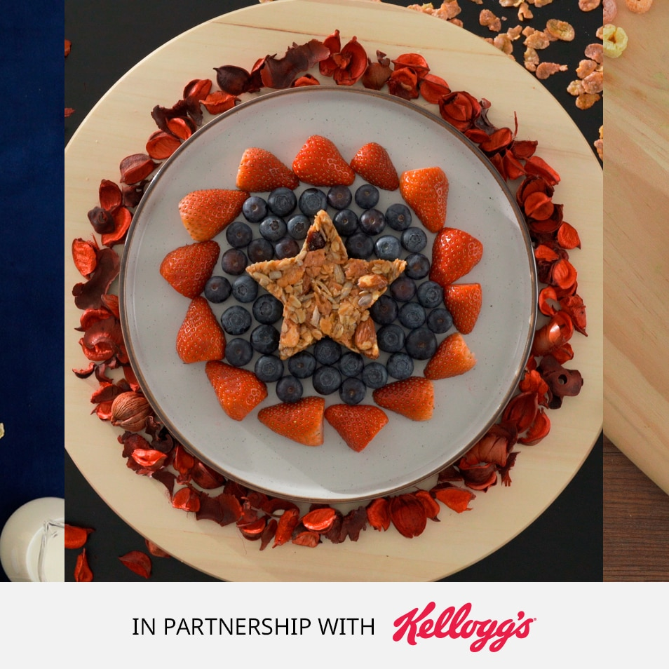 Power Up Your Mornings With Delicious Kellogg's Breakfast Recipes Inspired By MARVEL Super Heroes!