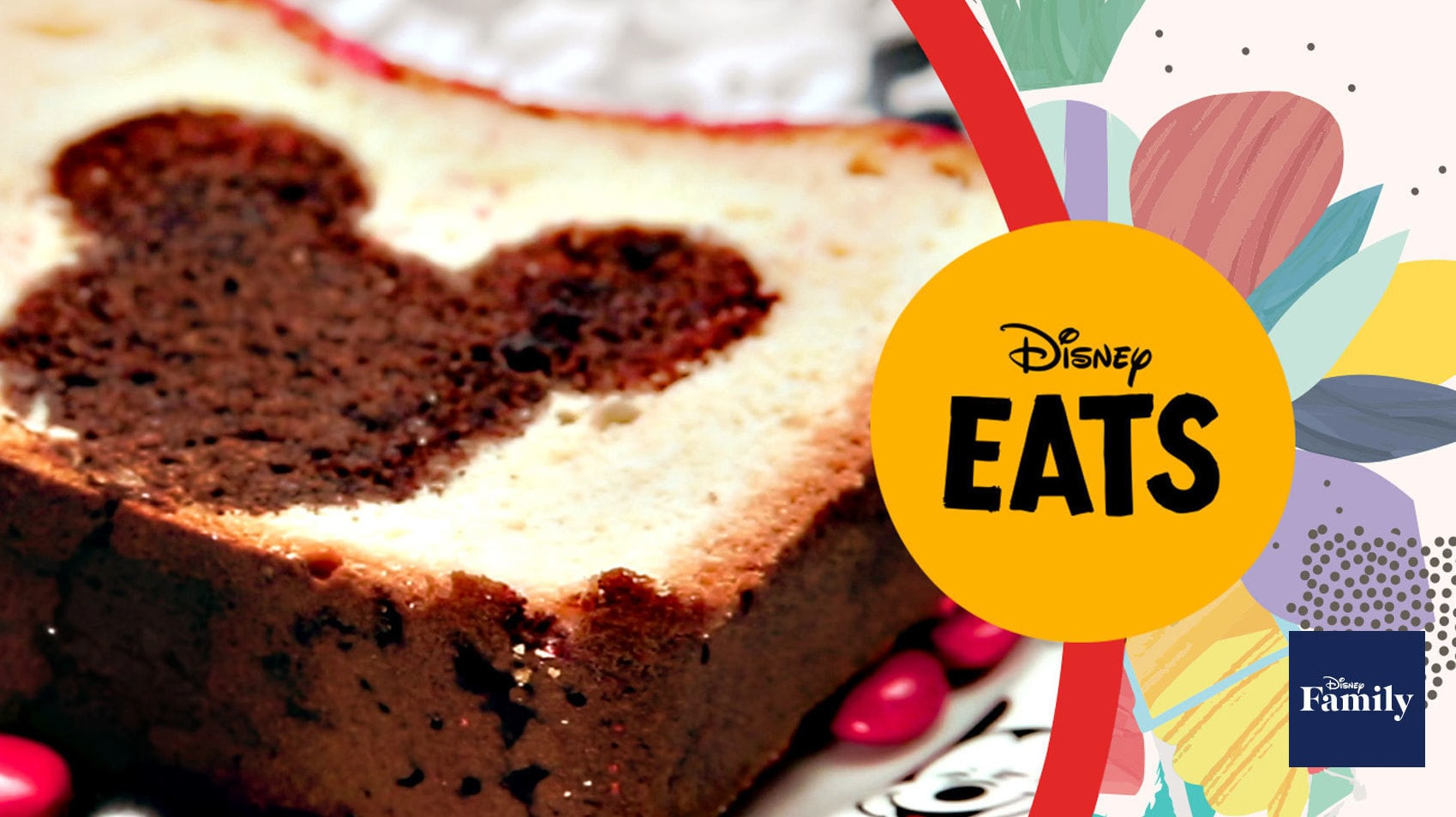 Learn How to Make a Hidden Mickey Cake