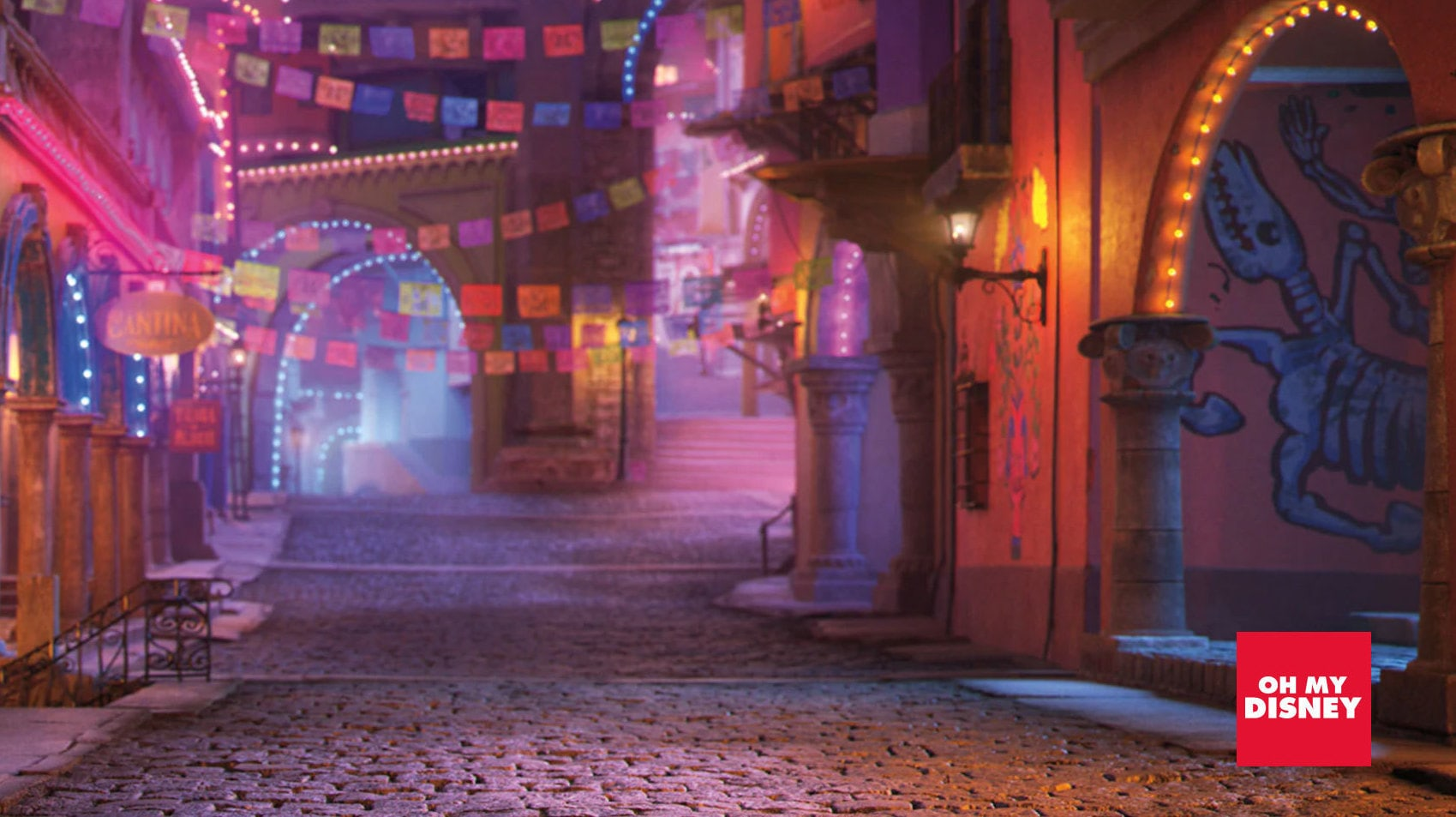 Brighten Up Your Next Video Call With Backgrounds From Pixar!