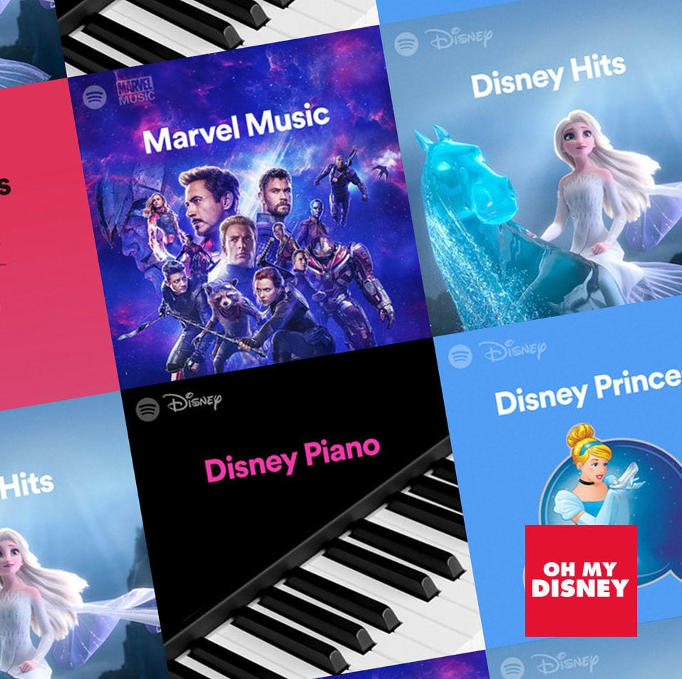The Best Disney Hub Playlists To Play For Your Kids At Home