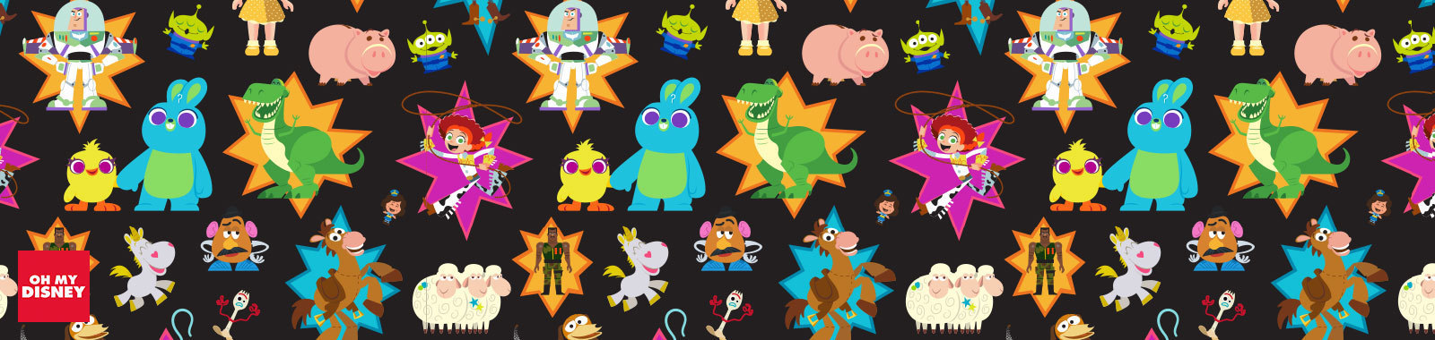 Go To Infinity And Beyond With These Disney And Pixar Toy Story 4 Mobile Wallpapers Disney Singapore