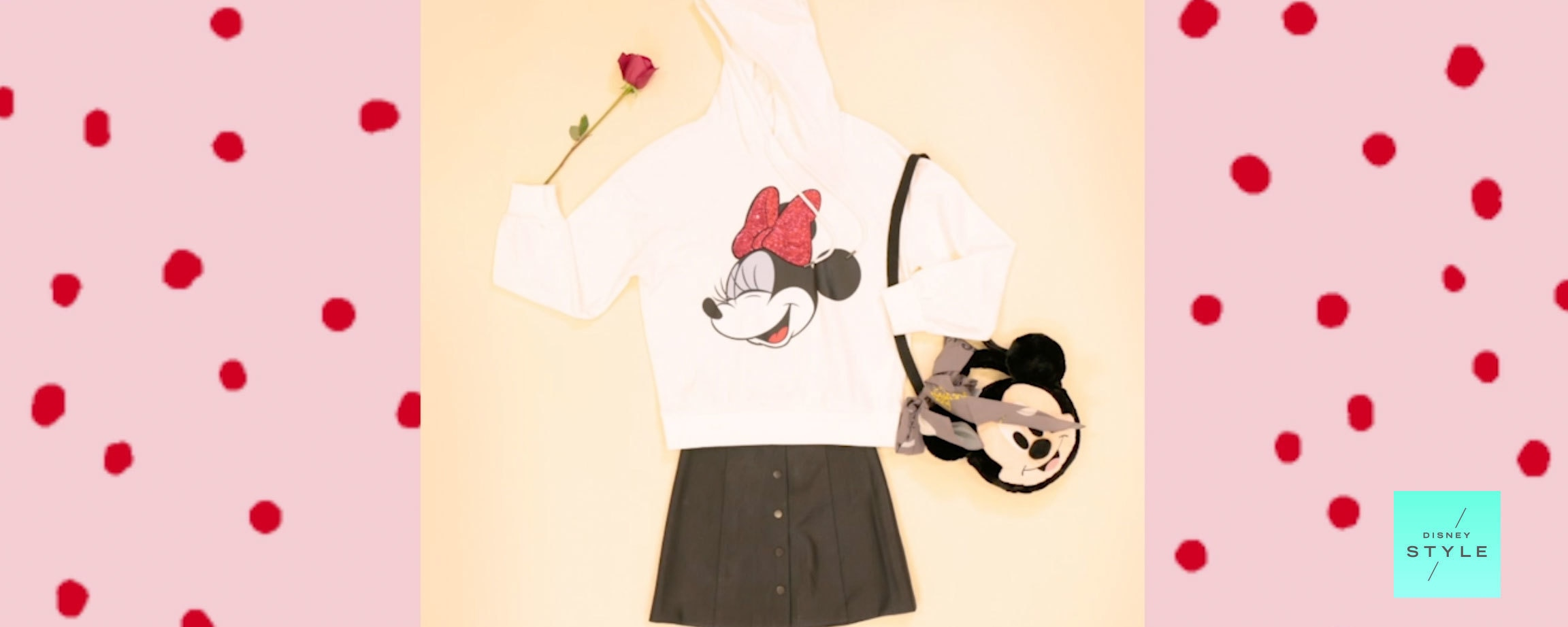 Mickey and Minnie Mouse T-Shirts