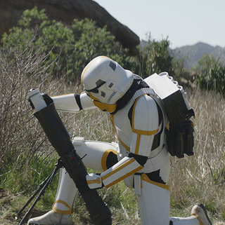 Artillery stormtrooper