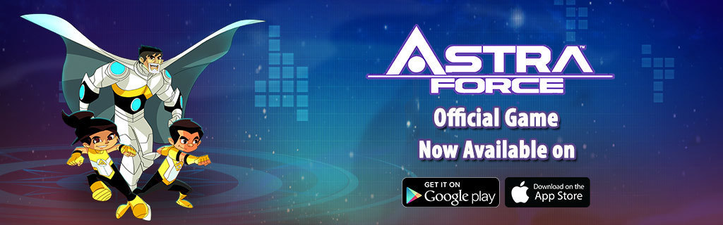 Disney India - Astra Force Game