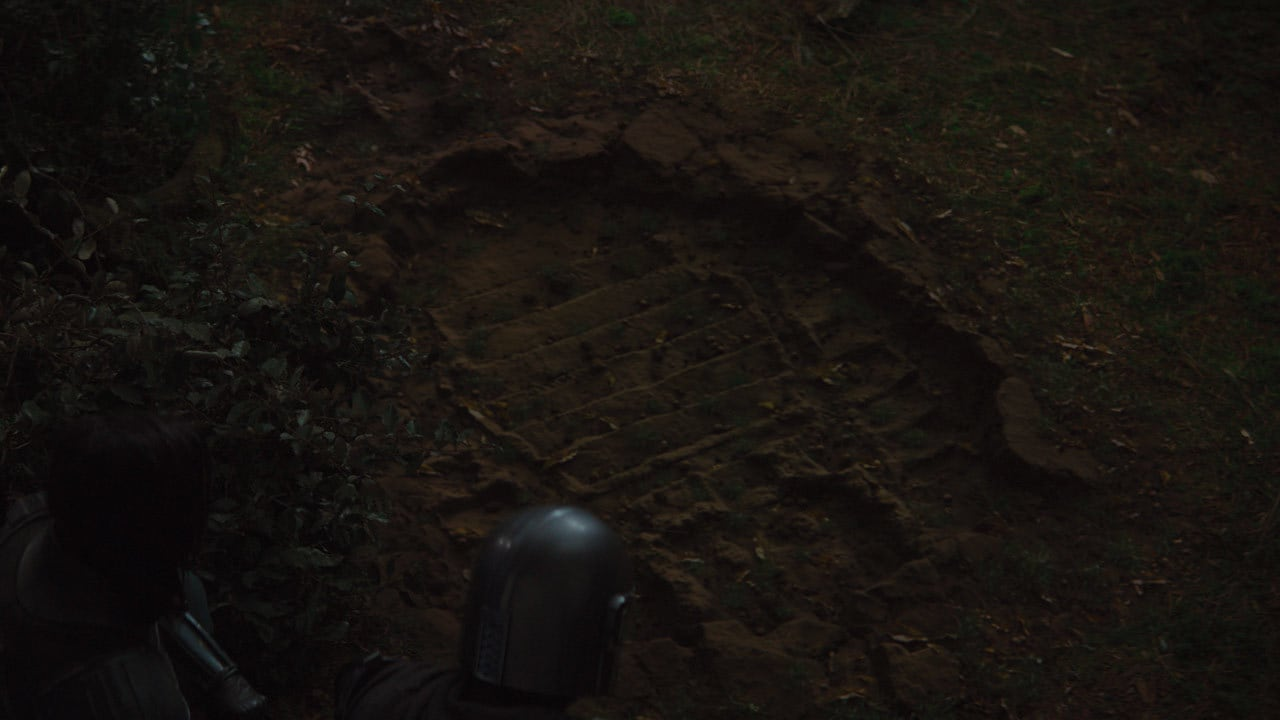 """""""Imperial Walker? What's it doing here?"""" – The Mandalorian"""