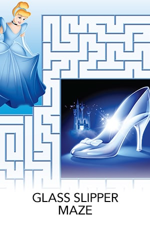 Glass Slipper Maze