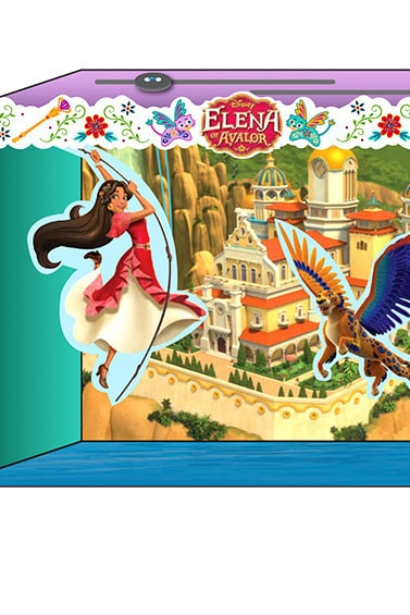 Elena of Avalor: Shoebox Theater