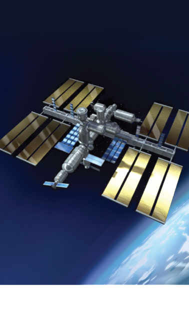 Space Station Fun Facts