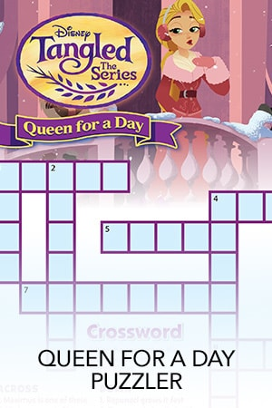 Tangled The Series: Queen For A Day - Puzzler