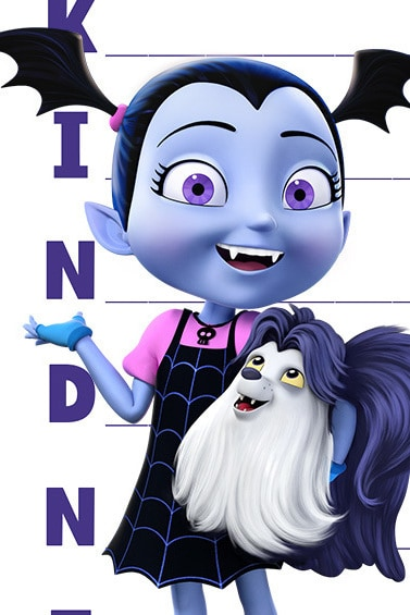 Vampirina Choose Kindness Guide