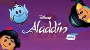 Aladdin As Told By Emoji