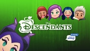 Descendants As Told By Emoji
