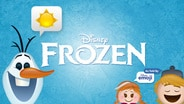 Frozen As Told By Emoji