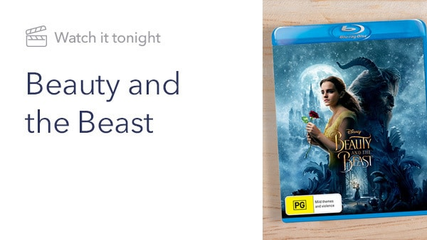Beauty and the Beast - Now - Slider - Homepage - Link AU