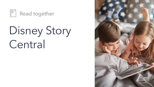 Disney Story Central - Now Slider - Homepage - Link AU