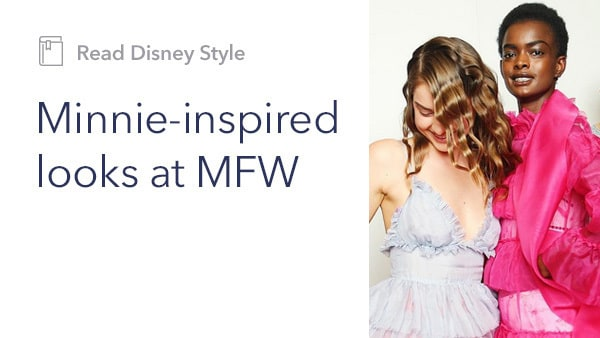 Minnie Inspired Looks from Melbourne Fashion Week