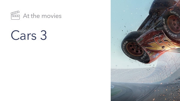 Cars 3 - Movie - Priority Content Slider - Homepage - Link AU