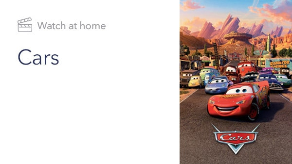 Cars - Movie - Priority Content Slider - Homepage - Link AU
