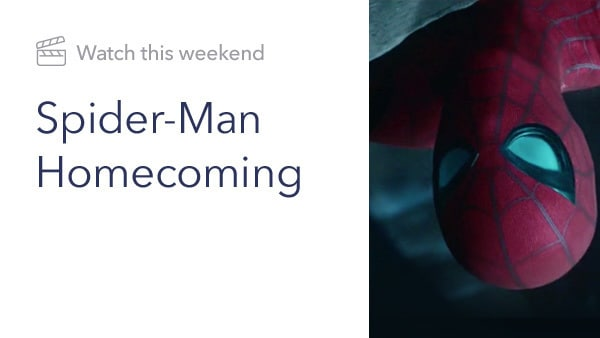 Spider-Man Homecoming - Trailer - Near Future Slider - Homepage - Link AU