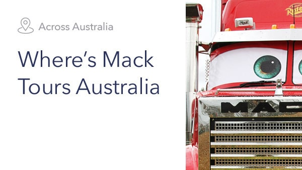Cars - Where's Mack - Plan Your Adventure Slider - Homepage - Link AU