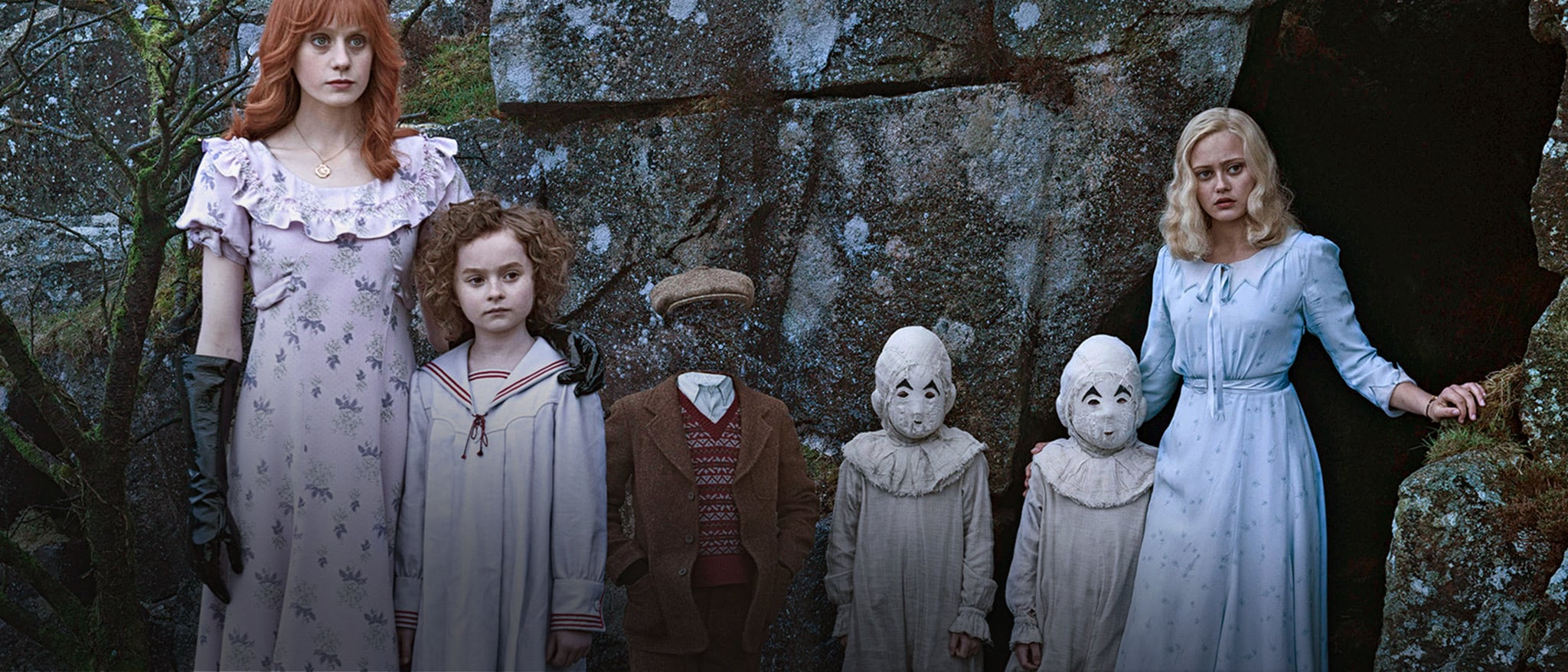 Homepage Hero - Miss Peregrine's Home For Peculiar Children