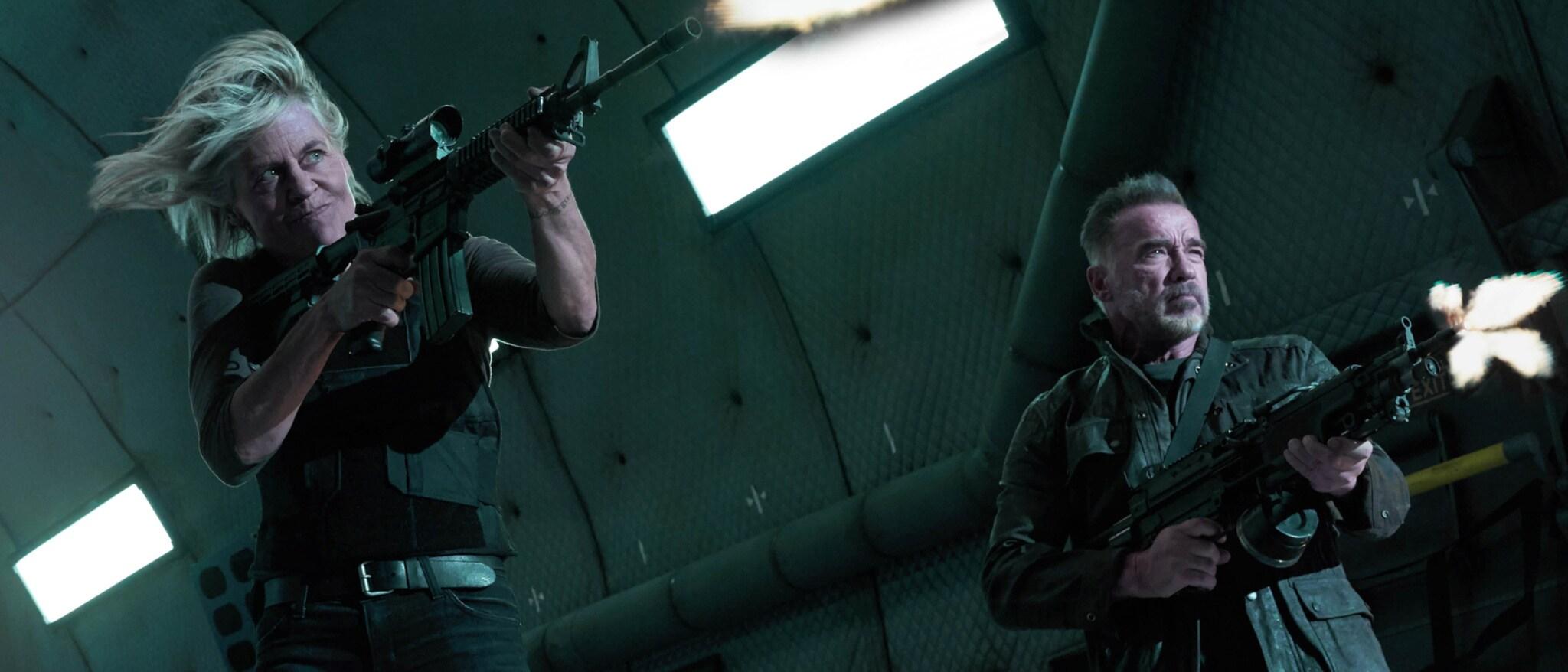 Terminator: Dark Fate Hero