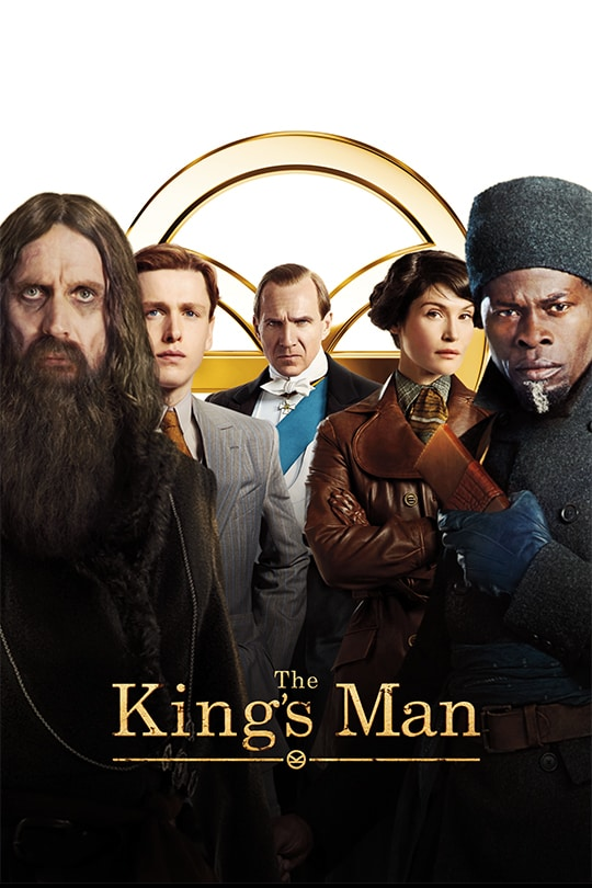 The King's Man poster image