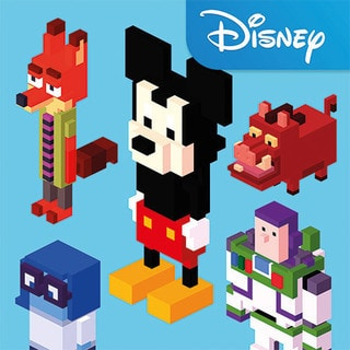 disney crossy road - Free Disney Games For 4 Year Olds