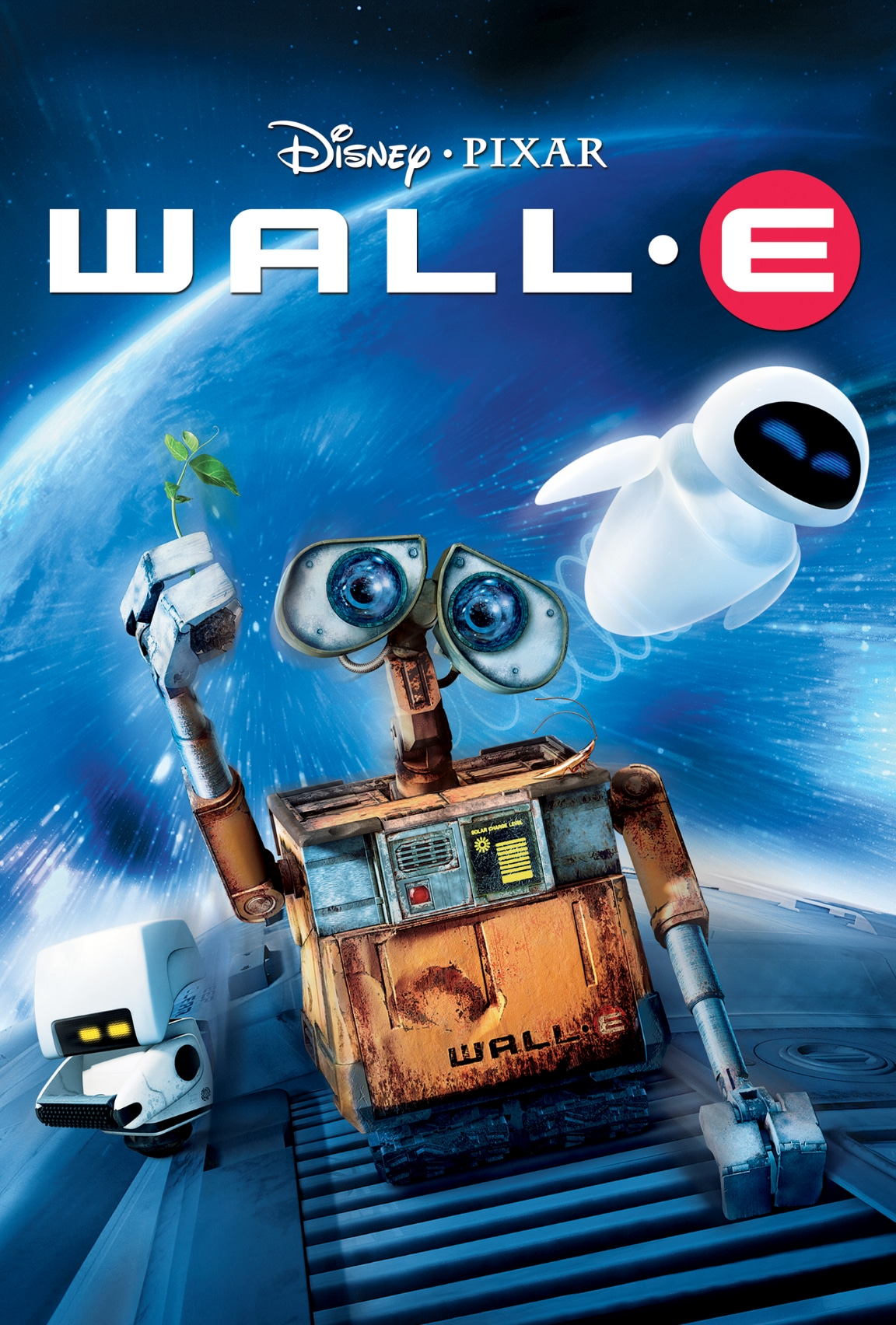 WALL•E on Disney+