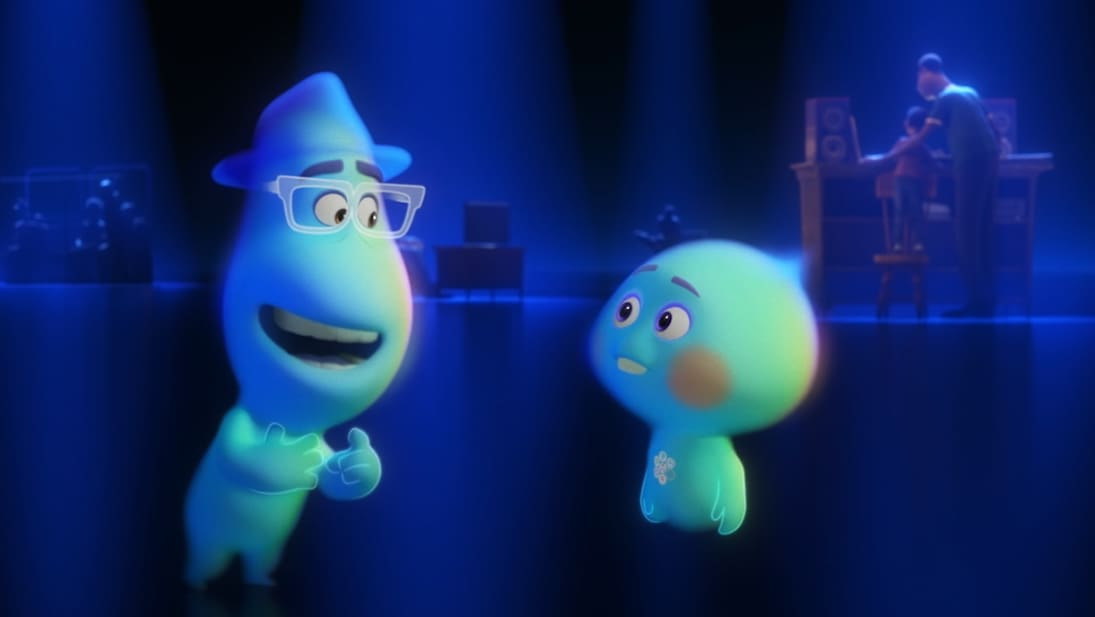 A still image from Disney·Pixar's Soul