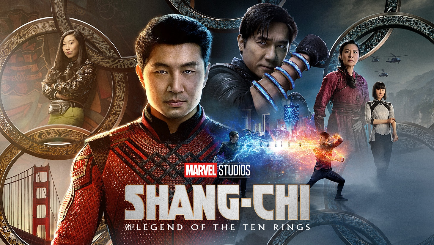 Marvel Studios' Shang-Chi and The Legend of The Ten Rings art
