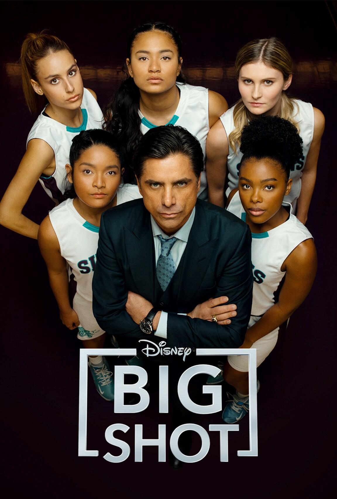 Big Shot on Disney Plus
