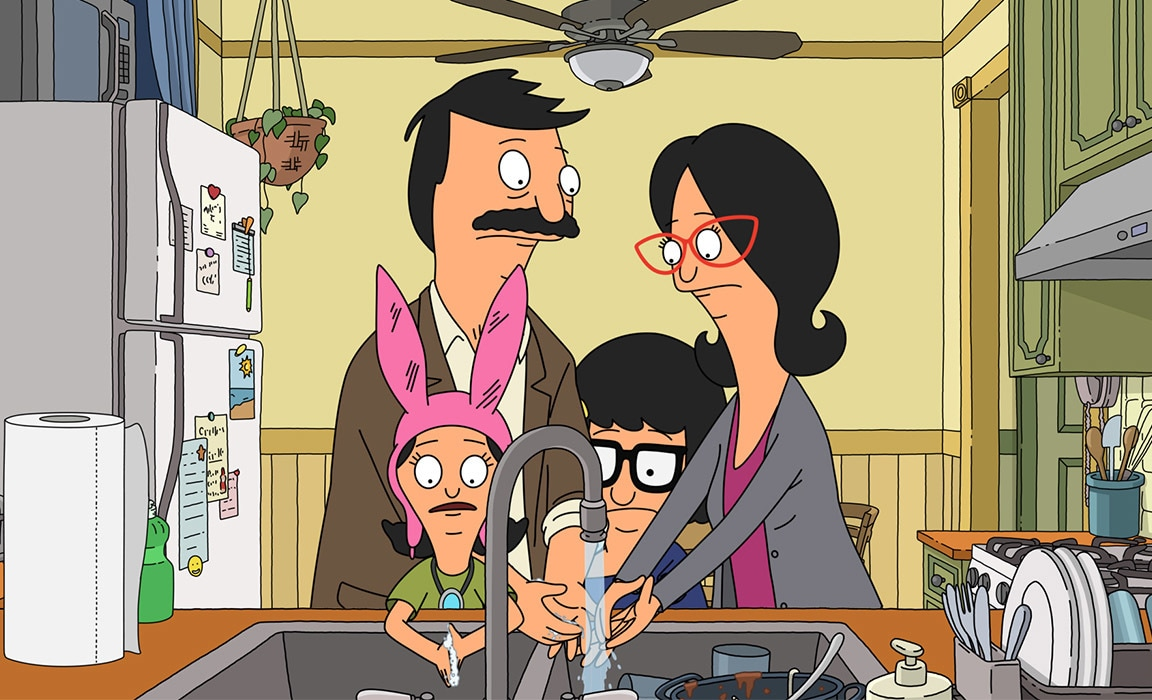 Bob's Burgers on Disney Plus